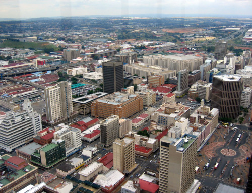 Places In and Around Johannesburg