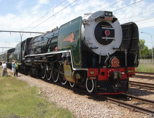Best Train Journey – South Africa